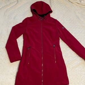 Calvin Klein women's parka coat